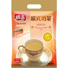 【廣吉】歐式奶茶 1袋22包