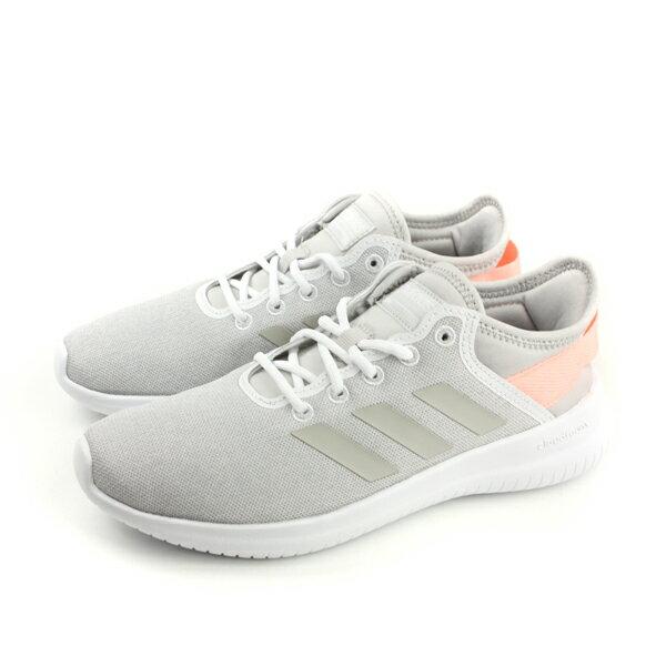 adidasCFQTFLEX運動鞋跑鞋女鞋灰色B43755no599