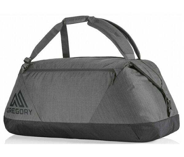 【Gregory美國】StashDuffel45L行李袋裝備袋背包兩用陰影黑(65899)