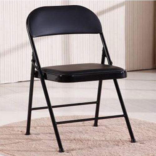 巧巧兒童折合椅-黑色(32*31*52cm)【愛買】