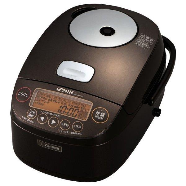 日本象印 ZOJIRUSHI / NP-BH10-TA / 壓力IH 電子鍋 5.5合 約6人份 -aprice-4974305215499 日本必買 日本樂天直送 / (25000)。滿額免運