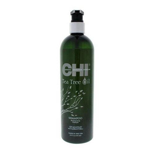CHI Tea Tree Oil Shampoo - 25 oz Shampoo cd6a84408d870ed17b818f4067068cff