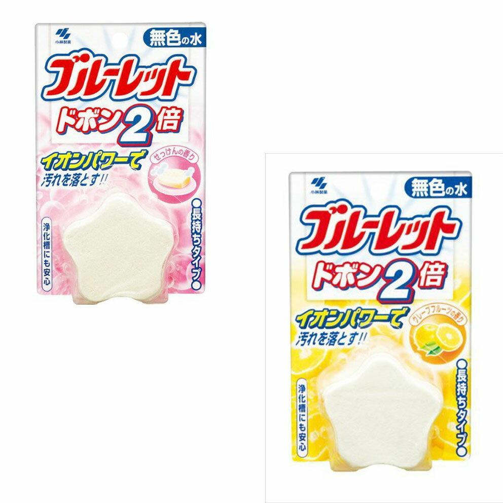 日本進口 小林製藥 馬桶消臭芳香錠 120g