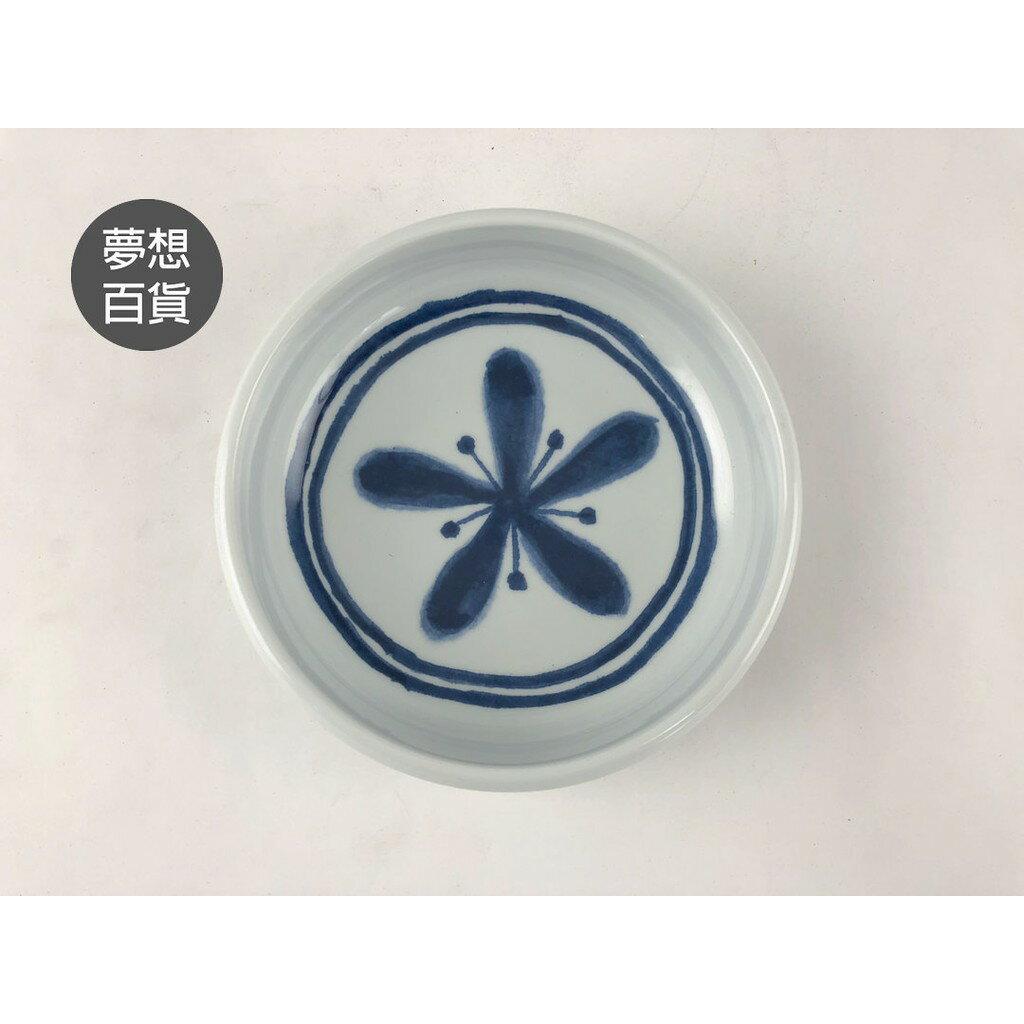 唐草韓式小菜碟  家用 餐廳用 仿木設計 美耐皿 不易破 仿陶瓷設計嗎 (伊凡卡百貨)