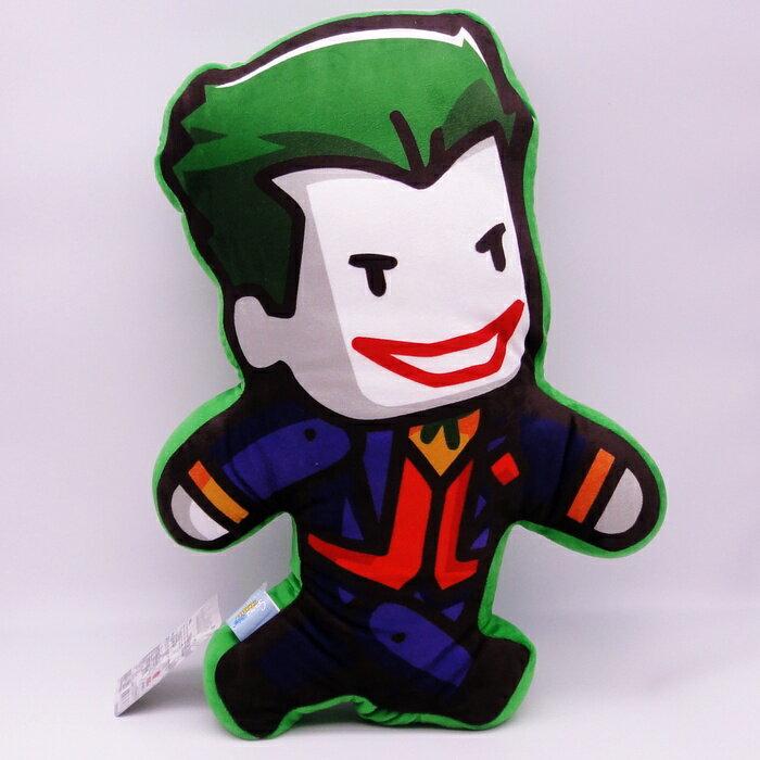 【UNIPRO】小丑 JOKER Q版造型 抱枕 靠背枕 蝙蝠俠對超人 正義曙光 正版授權