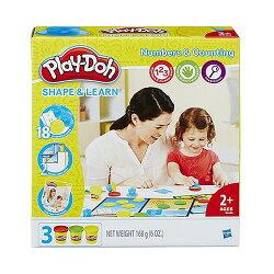 《 Play-Doh 培樂多 》培樂多數字學習遊戲組