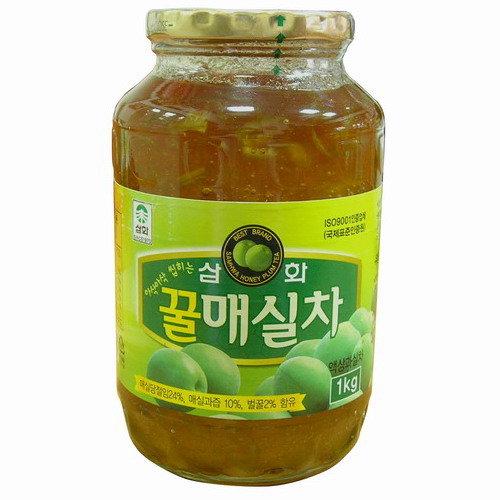 《Han Food 韓軒》奧多吉 蜂蜜青梅茶 1公斤