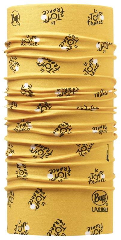【【蘋果戶外】】BF111099 西班牙 BUFF Coolmax 魔術頭巾 黃衫領騎者 環法自行車賽 france