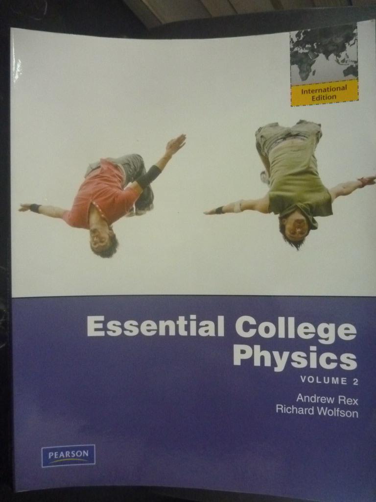 【書寶二手書T9/大學理工醫_QIN】Essential college physicsV2
