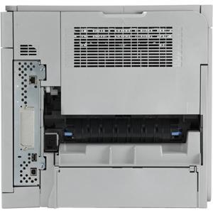 HP LaserJet P4014DN Laser Printer - Monochrome - 1200 x 1200 dpi Print - Plain Paper Print - Desktop - 43 ppm Mono Print - Letter, Legal, Executive, Statement, Com10 Envelope, Monarch Envelope - 600 sheets Standard Input Capacity - 175000 Duty Cycle - Aut 2