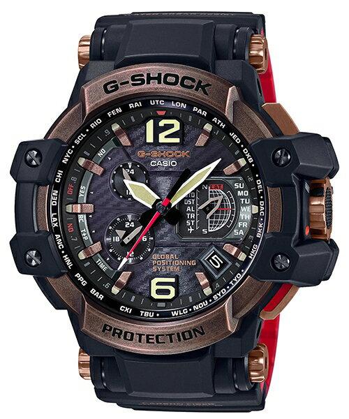 CASIO G-SHOCK GPW-1000RG-1A GPS電波陸海空MASTER OF G腕錶/56.1mm