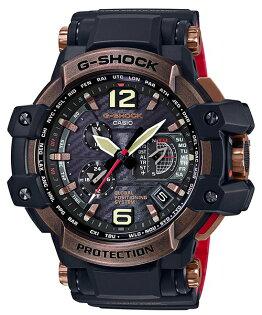 CASIOG-SHOCKGPW-1000RG-1AGPS電波陸海空MASTEROFG腕錶56.1mm