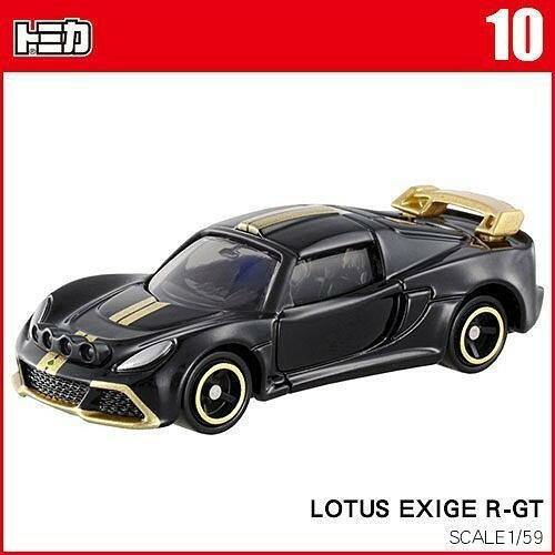 【Fun心玩】TM 010A 467458 麗嬰 TOMICA LOTUS EXIGE R-GT 蓮花 跑車 多美小汽車