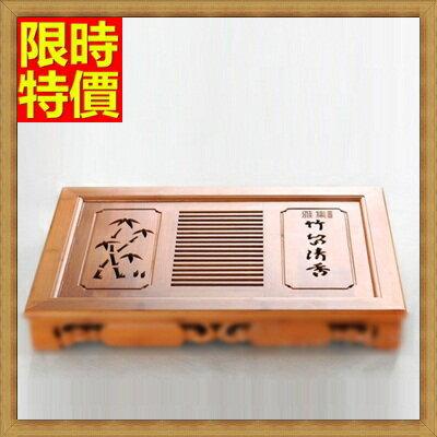 ~原木茶盤茶具~ 功夫茶海抽屜式竹製茶盤68ac39~ ~~米蘭 ~