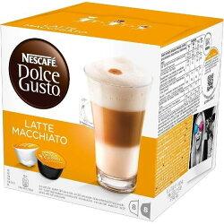 雀巢 拿鐵咖啡膠囊(Latte Macchiato) 16顆/盒