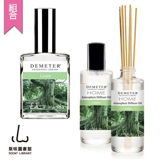 氣味圖書館:【氣味圖書館】Linden菩提樹組合商品:香水+室內擴香組