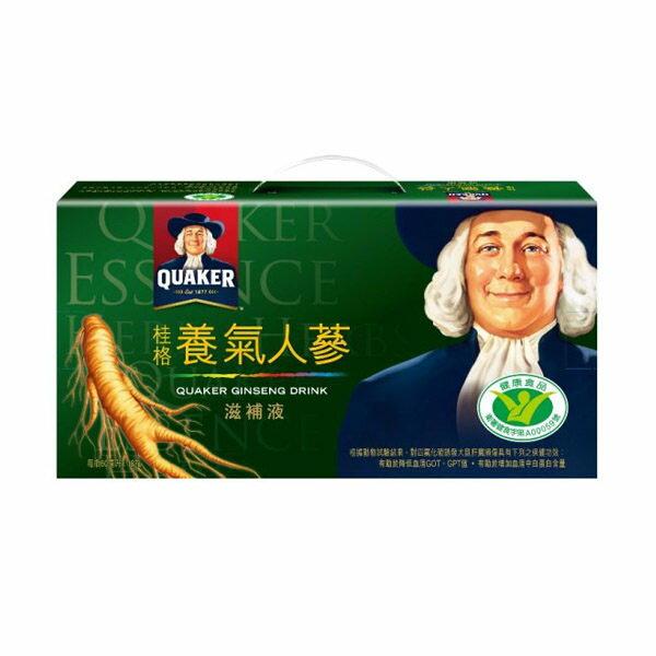 桂格養氣人蔘18瓶
