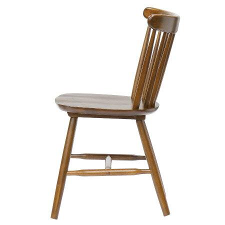 ◎(OUTLET)木質餐椅 LONDON MBR 福利品 NITORI宜得利家居 2