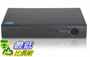 [106大陸直寄] 領防員 16路NVR數字高清網路 遠程硬碟錄影機 1080P監控主機雙盤位