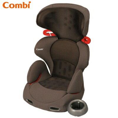 麗嬰房 Combi New Buon Junior 成長型汽座 (網眼棕)