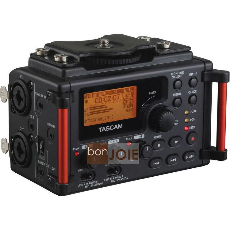 ::bonJOIE:: 美國進口 升級版 TASCAM DR-60D MKII 高音質數位錄音機 (全新盒裝) 相攝影微電影 錄音器 DSLR PCM DR-60DMKII MK2 DR-60DMK2