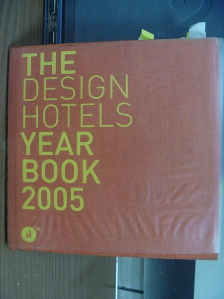 ~書寶 書T7/建築_PEU~The Design Hotels year book 20