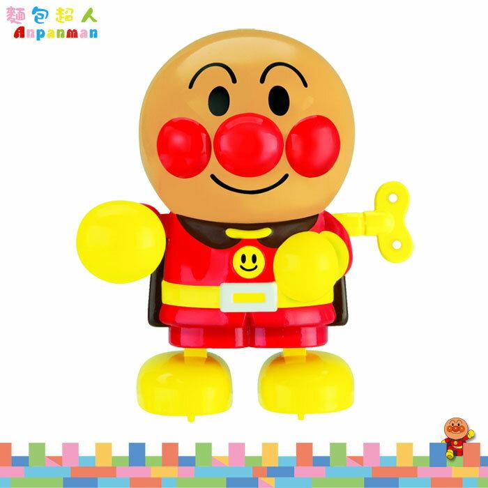 大田倉 日本進口正版麵包超人 發條娃娃 發條 走路玩具 造型發條玩具 適合3歲以上 312586