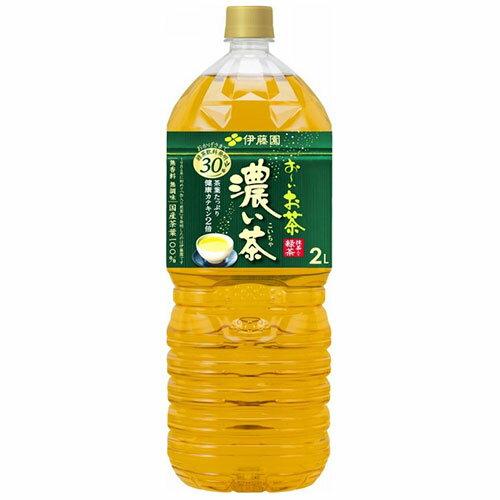 [限時特賣]伊藤園好喝濃口綠茶-大(2L)?~??茶 濃?茶 *賞味期限:2017/08/08*