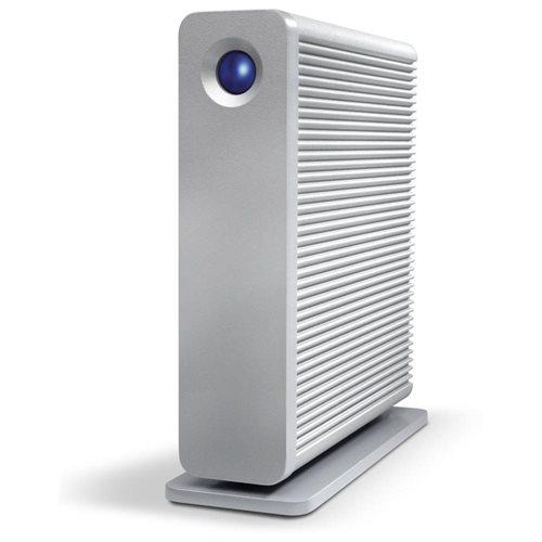LaCie d2 Quadra 3TB eSATA/ FireWire800/ USB 3.0 External Hard Drive 2