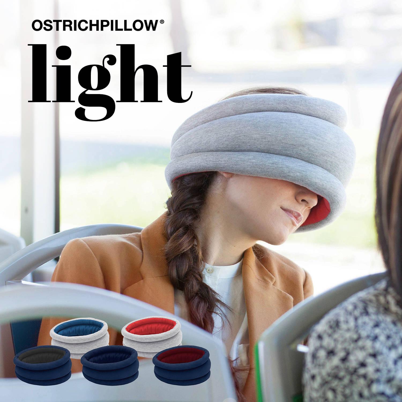 Light 西班牙手工製遮眼安眠枕 (雙面用)-5色 / H&D