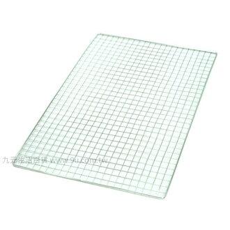 【九元生活百貨】#304不鏽鋼加密方格網-40x60cm 烤網 烤肉網