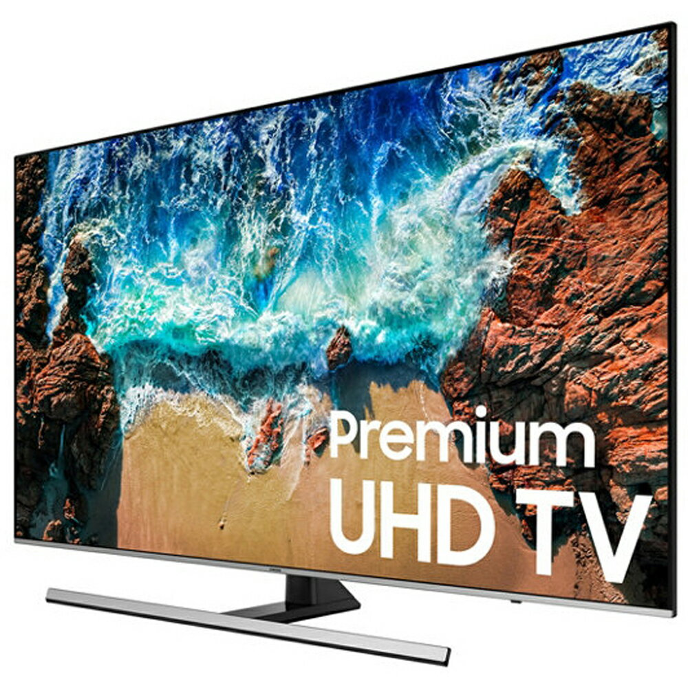 Samsung 75 NU8000 Smart 4K UHD TV 2018 Model with 1 Year Extended Warranty 3