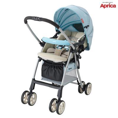 *babygo*愛普力卡Aprica LUXUAN Ligth輕量型雙向嬰幼兒手推車(馬爾地夫92979)