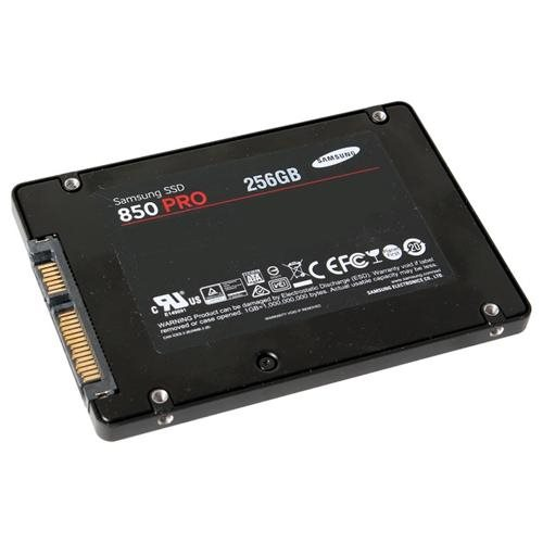 "Samsung SSD 850 Pro 256GB 256G SATA III 2.5"" 3D V-NAND Internal Solid State Drive MZ-7KE256BW + USB 3.0 Adapter and Cable 1"