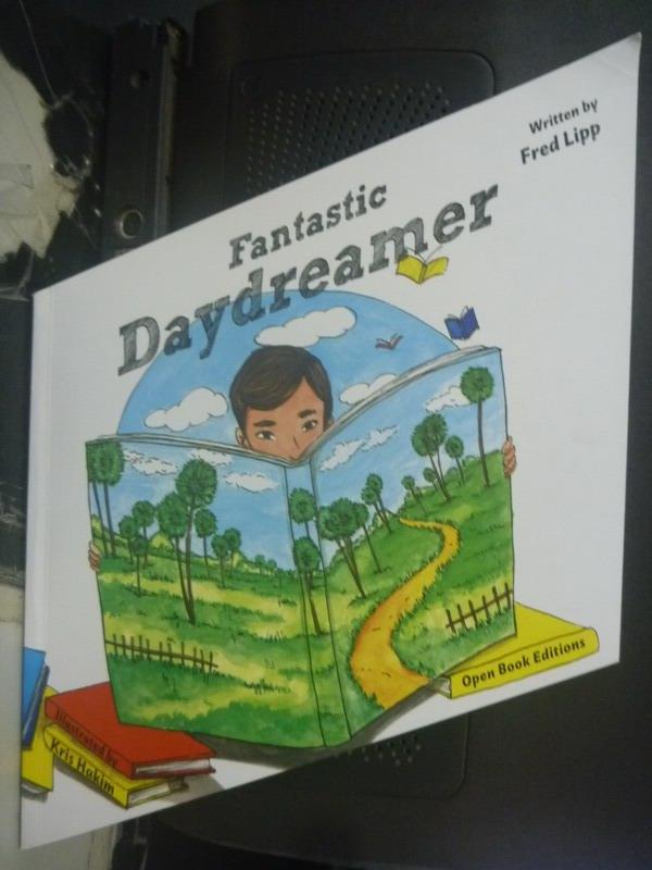 【書寶二手書T7/少年童書_ZBT】Fantastic Daydreamer_Fred Lopp