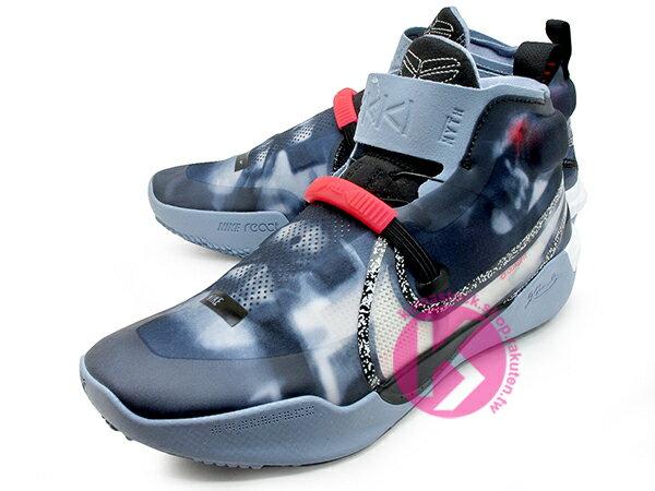 2019 老大 小飛俠 最新鞋款 無鞋帶 FASTFIT 科技 NIKE KOBE AD NXT FF VAST GREY BLUE HER 高筒 深藍灰 Kobe Bryant 籃球鞋 REACT 緩震科技 死後重生 全新世代 (CD0458-900) 1219 1