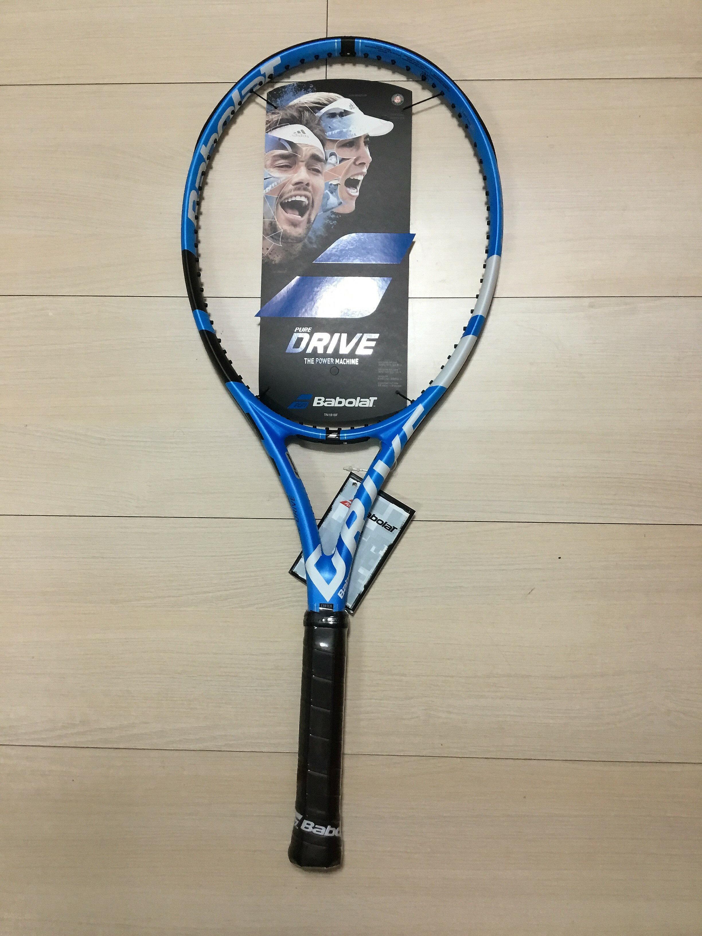 2018 Babolat Pure Drive 專業網球拍