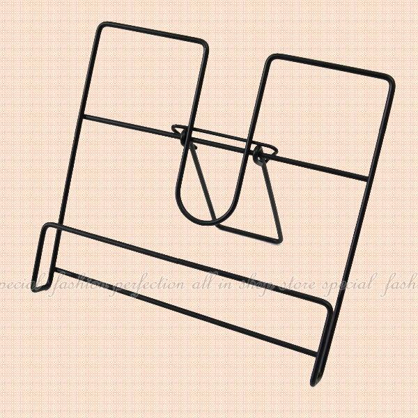 簡易鐵製書架 鋼琴架 看書架 可折疊支架 閱讀書架 平版電腦摺疊支撐架【DJ290】◎123便利屋◎
