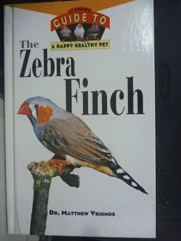~書寶 書T9/科學_HCN~The Zebra Finch_Vriends Matthe