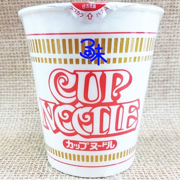 (日本)Nissin日清醬油杯麵 1杯85公克 特價80元【49698626】
