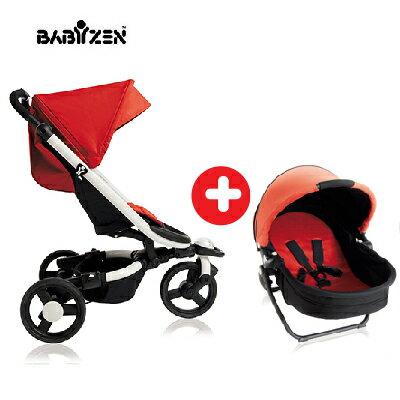 法國【BABYZEN】ZEN 0+ 手推車 (含睡箱) 2