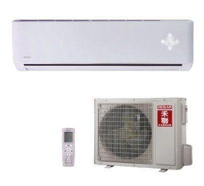 禾聯1對1分離式頂級定頻 冷氣 HI-140F9+HO-1405含基本安裝 +舊機回收