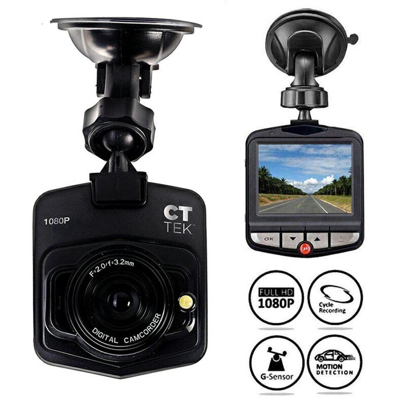 The Pixel Hub Cttek Hd 2 4 1080p Car Dvr Video Recorder Camera