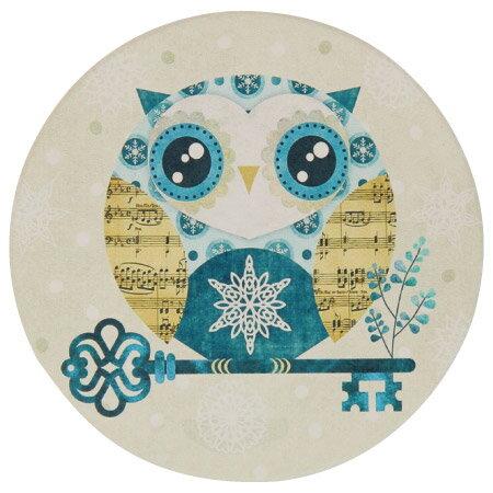 吸水杯墊 OWL