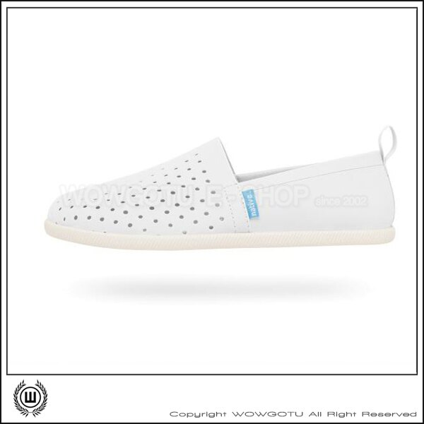NATIVESHOES - Venice - GLM00(白)SHELL WHITE SOLID (1999)