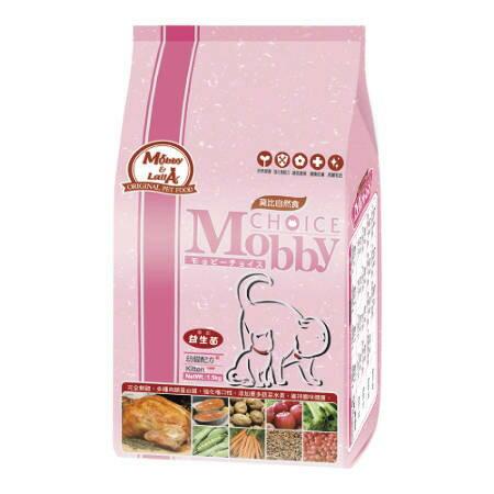 Mobby 莫比 自然食 幼母貓 幼貓 專用配方1.5kg