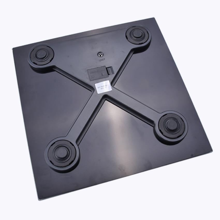 400lb x 0.1lb Digital Glass Fitness Digital BodyWeight Scale 0