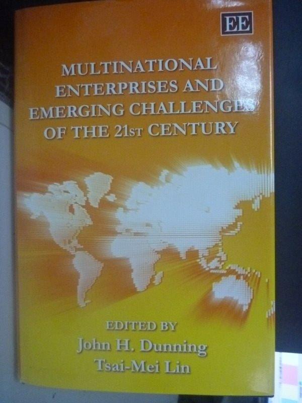 【書寶二手書T5/財經企管_ZDU】Multinational Enterprises and