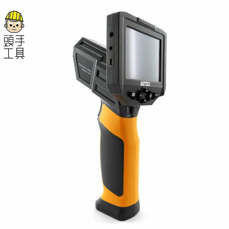 【頭手工具】高清管道內窺鏡 管道檢測 管道錄影機 管路檢查相機 汽車維修 積碳管路 高清攝像頭 工業內視鏡 管道鏡
