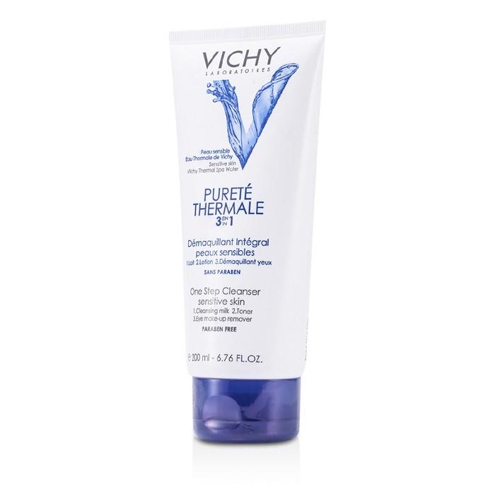 Vichy 薇姿 溫和鎮靜3合1卸妝潔面凝膠 (敏感肌膚) 200ml/6.76oz